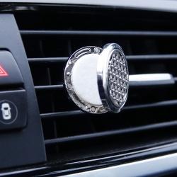 Clip diffuseur d'huiles essentielles pour voiture