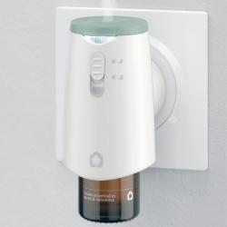 Pluglia Sonic: Essential oil wall diffuser