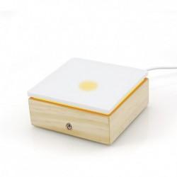 Stonelia Quadrat: Diffuser mit sanfter Wärme