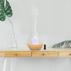 Veralia: eco-designed ultrasonic diffuser