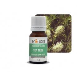 lot de 6 100% uleiuri esentiale organice tea tree 100% pure si naturale, 10ml