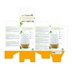 Packaging de remplacement pour diffuseur Musilia