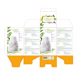 Replacement packaging for Ocelia diffuser