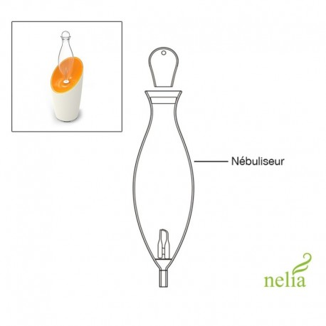 Nebuliser for Nélia diffuser