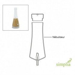 Nebulizzatore per diffusore Simplia