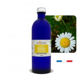 Batch of 6 100% pure, natural organic Roman Chamomile hydrosol, 200ml