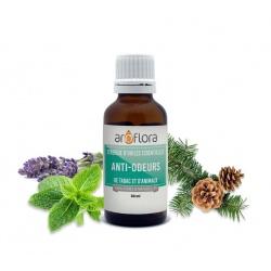 batch of 6 synergies 6x30 ml Anti-smells