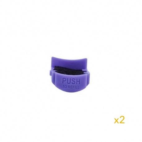Recharges pour Nomalia (2 tampons + 2 tiroirs)