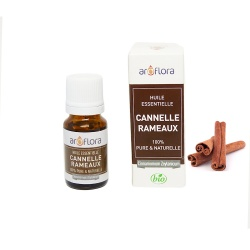 Organic essential oil of Cinnamon 100% pure and natural, 10ml
