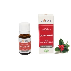 Organic essential oil of Wintergreen 100% pure and natural, 10ml