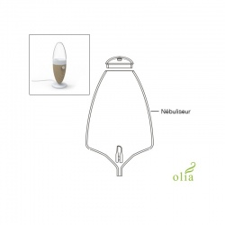 Nebuliser for Olia diffuser
