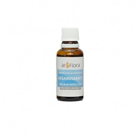 Synergie huiles essentielles ASSAINISSANT