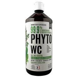Gel nettoyant WC, végétal et naturel, THYM, Phytopur 1L