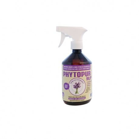 SOLUTION NETTOYANTE PHYTOPUR - AGRUMES