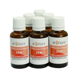 lot de 6 synergies 6x30 ml Zen