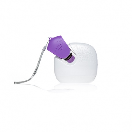 Nomalia: Go-anywhere diffuser of essential oils by ventilation